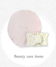Beauty care items