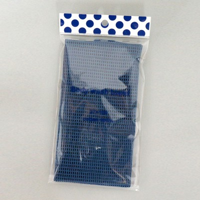 8G Body wash Towels (Navy Blue)