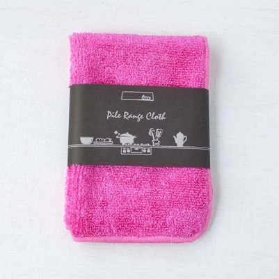 Pile Oven Cleaning Clothes (Pink)