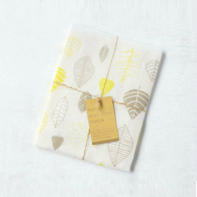 Mosquito-net fabric Kitchen Clothes (Leaf Yellow)