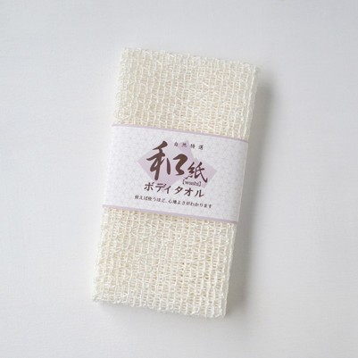 Japanese-paper-like Body Towels