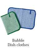 Bubble-bubble silk Body Towels