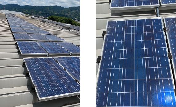 太陽光発電システム:ソーラーパネル