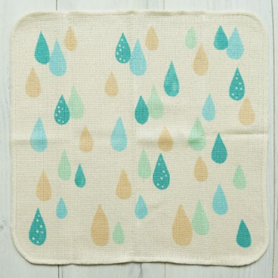 Knit Kitchen Cloth【イノダ織】(ドロップcool)