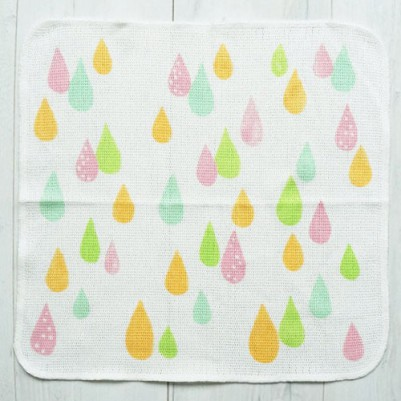 Knit Kitchen Cloth【イノダ織】(ドロップwarm)