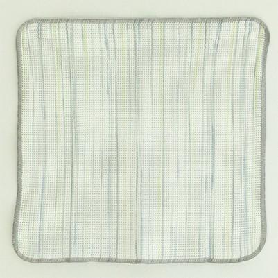 Knit Kitchen Cloth【あら生地】(りゅうせんブルーグレー)