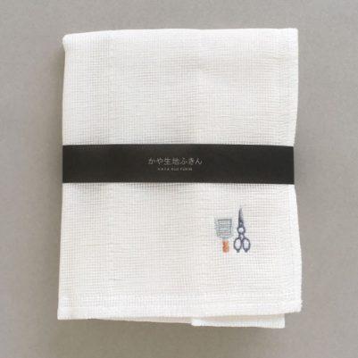 かや生地ふきん 刺繍(道具)
