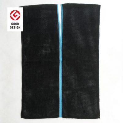 365.knitecobag L (ブラックL)