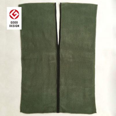 365.knitecobag L (カーキL)